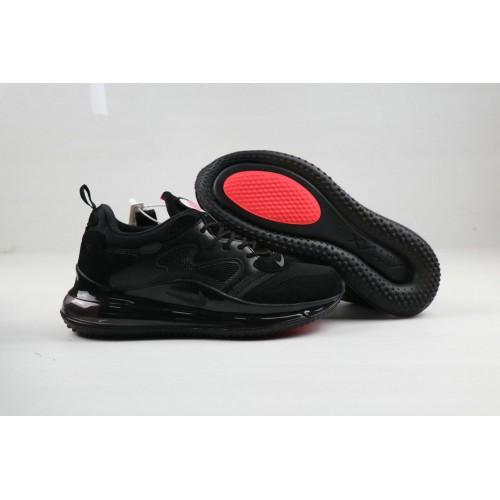 Men's Nike Air Max 720 OBJ Odell Beckham Jr Triple Black