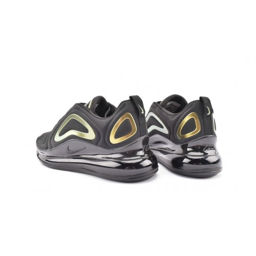 Men's Nike Sportwear Air Max 720 Gold Black AO2924-011
