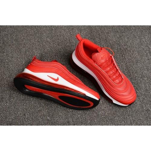 Women's Nike Air Max 720 97 Red White Black