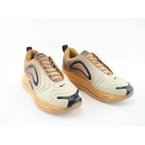 Women's Nike Sportwear Air Max 720 Desert Gold Black AO2924-700