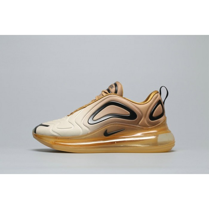 Women's Nike Air Max 720 Champagne Gold Gradient Champagne