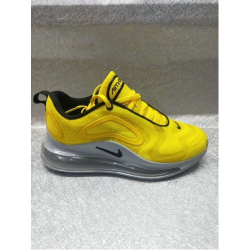 Women's Nike Air Max 720 New Arrival In Yellow Black