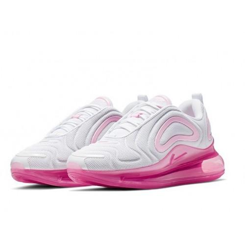 Women's 2019 Nike Air Max 720 Pink Rise AR9293-103