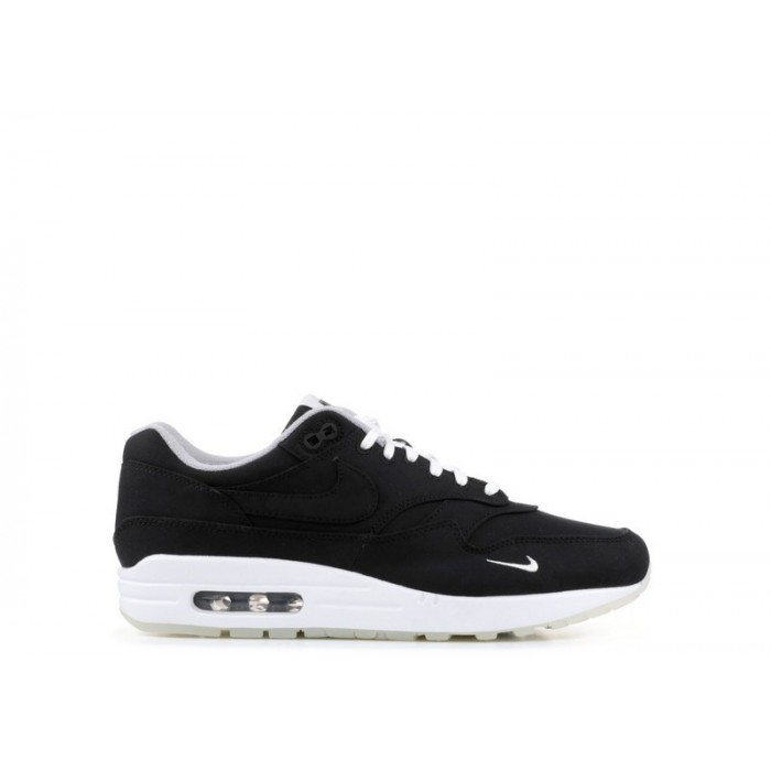 Men's Nike Air Max 1 Dsm Ah8051-001 White Wolf Grey Black White