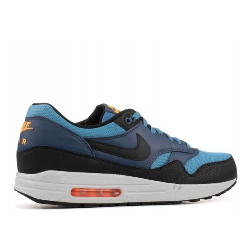 Men's Nike Air Max 1 Essential Sports Blue Black Squadron Blue