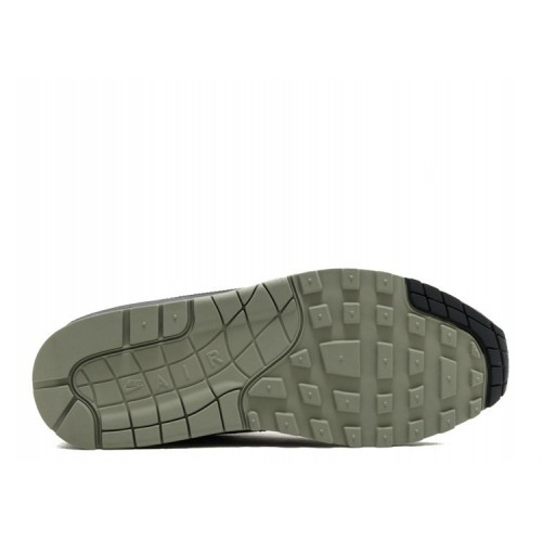 Men's Nike Air Max 1 Premium Medium Olive Dark Stucco 875844-201