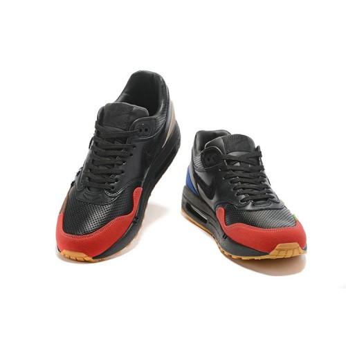 Men's Sale Nike Air Max 87 Black Blue Red Orange Green