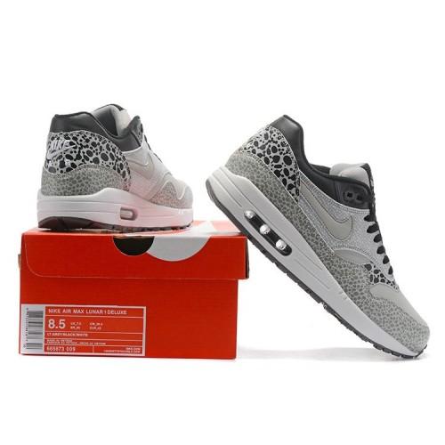 Men's Sale Nike Air Max 87 Grey Black