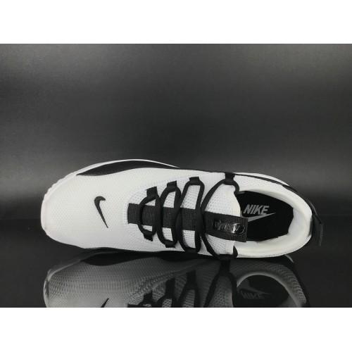 Men's 2018 Nike Air Max 90 EZ White Black