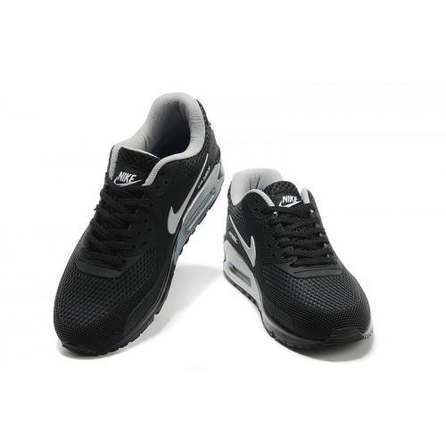 Men's Nike Air Max 90 Hyperfuse Premium Black White