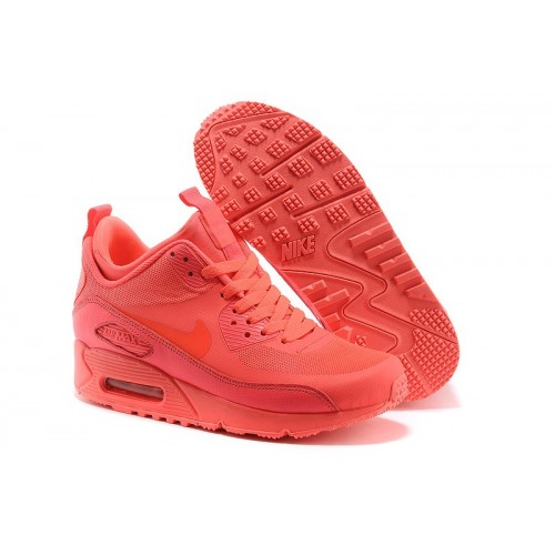 Women's Nike Air Max 90 Mid Red