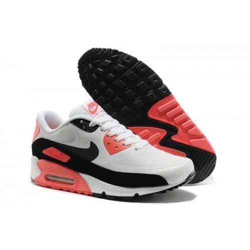 Men's Nike Air Max 90 Pink White Black