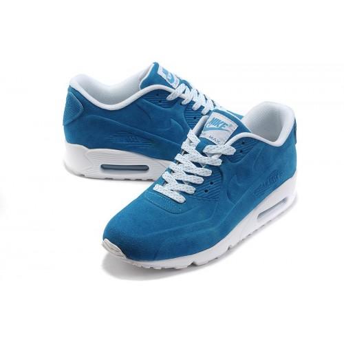 Men's Buy Nike Air Max 90 VT Premium Blue White Shoe