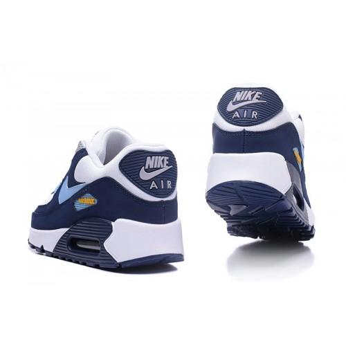 Women's Air Max x Nike Air Max 90 Navy Blue White