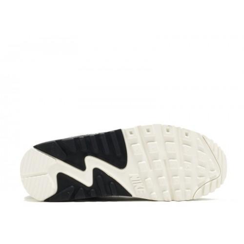 Women's Nike Air Max 90 LX ANIMAL PACK LEOPARD BLACK SAIL