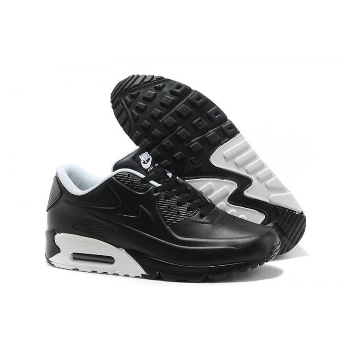 Men's Nike Air Max 90 Black White