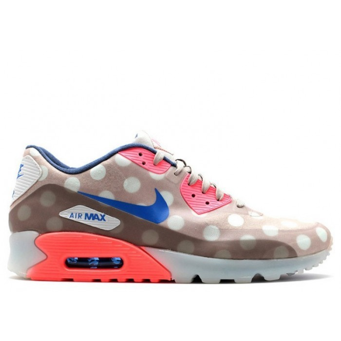 Men's Nike Air Max 90 Ice City Qs Nyc 667635-001 Classic Stone