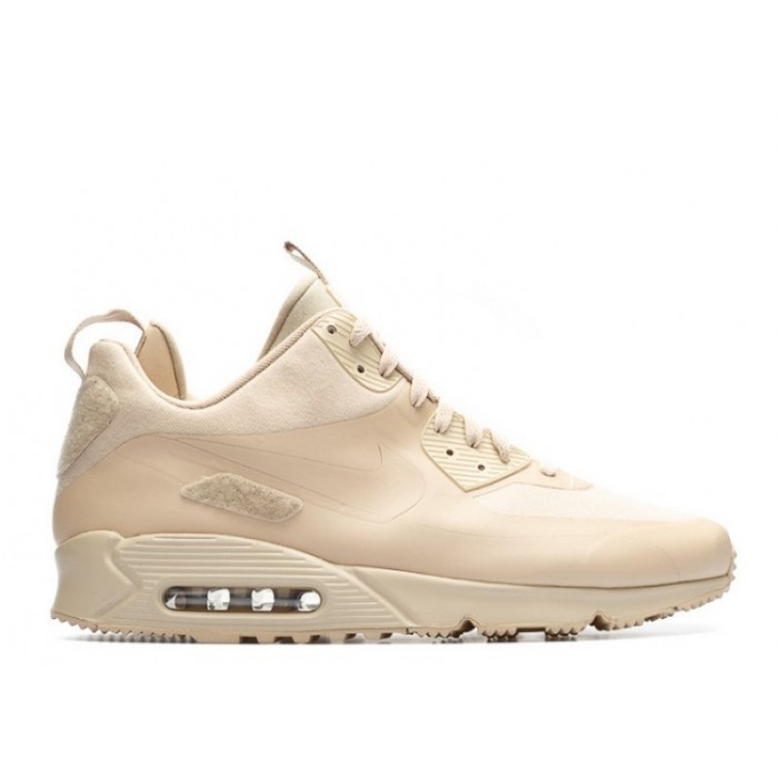 Men's Nike Air Max 90 Sneakerboot Sp Patches Sand Sand