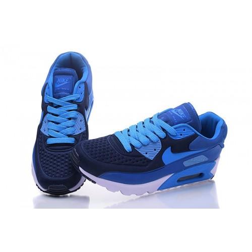 Men's Nike Air Max 90 Ultra SE Blue White