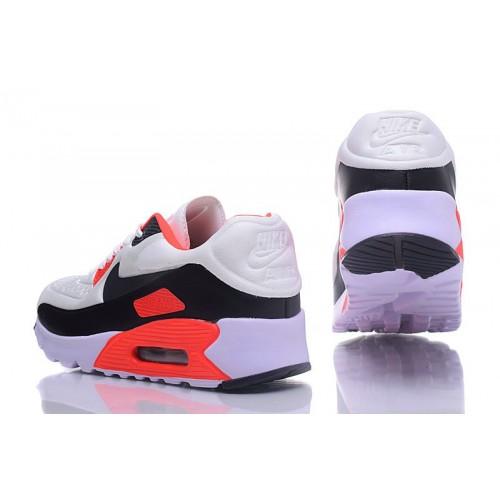 Men's Nike Air Max 90 Ultra SE Orange White Black