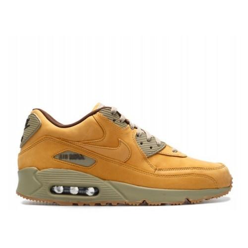 Men's Nike Air Max 90 Winter Premium 683282-700 Baroque Brown