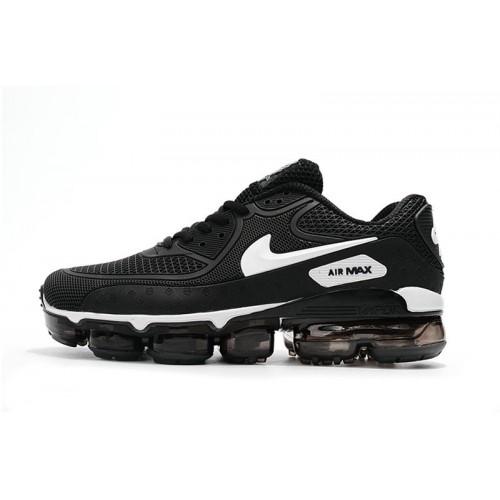 Men's Nike Air Max 90 x VaporMax Black White