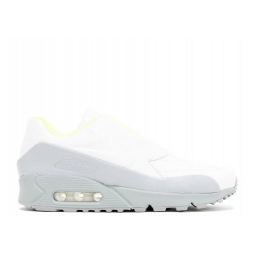 Women's Nike Air Max 90 Sp Sacai Sacai White White-Wolf Grey-Volt