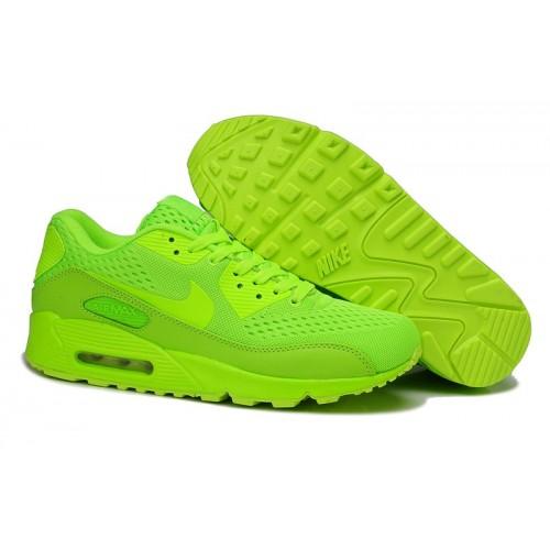 Women's Nike Air Max 90 Hyperfuse Premium Green