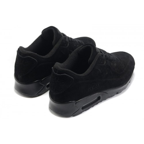 Women's Nike Air Max 90 VT Premium In Black