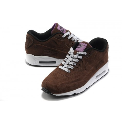 Women's Nike Air Max 90 VT Premium Brown White