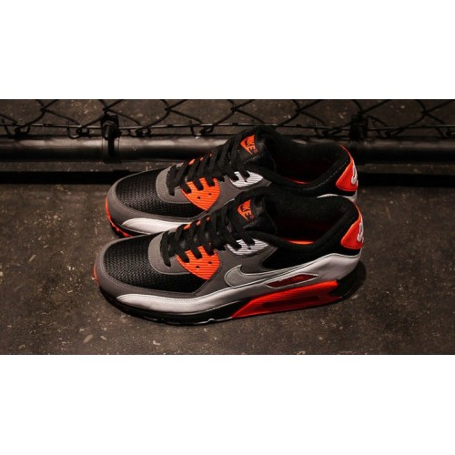 Men's Nike Air Maxs 90 Black Infrareds