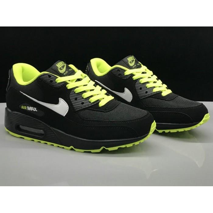 Nike Air Max 90 Of US,Men's Nike Air Max 90 Classic Black Green