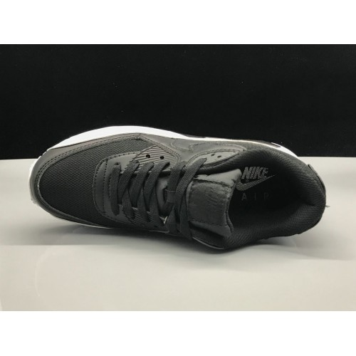 Men's Nike Air Max 90 Classic Black Grey White