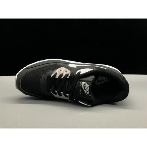 Men's Nike Air Max 90 Classic White Black Grey