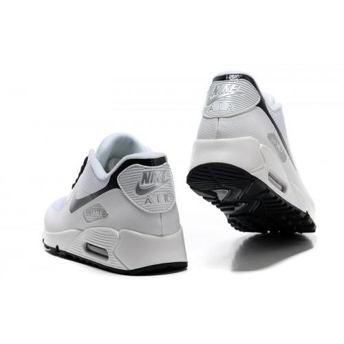 Men's Nike Air Max 90 Hyperfuse White Black