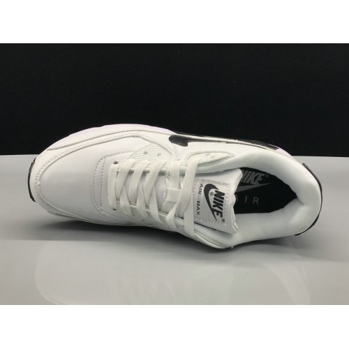 Men's Nike Air Max 90s Classic Black White