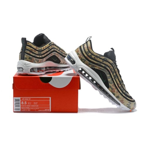 Men's 2018 Nike Lab Air Max x Nike Air Max 97 Country Camo Germany