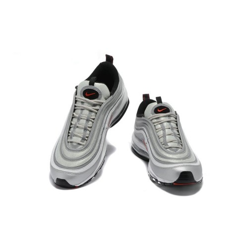 Men's Air Max 97 Nike Air Max Grey Red Black White