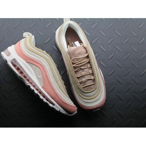 Women's Nike Air Max 97 OG 312834-200 Pink White