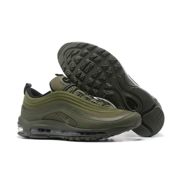 Nike Air Max 97 Cool Black,Men's Nike Air Max 97 OG QS Army Green