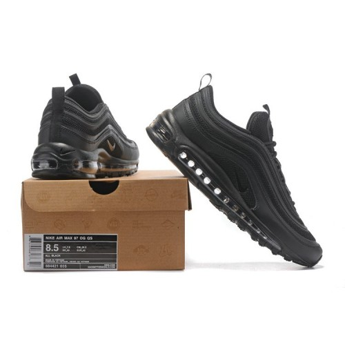 Men's Nike Air Max 97 OG QS Total Black