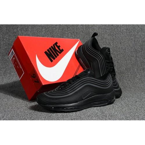 Men's Nike Air Max 97 Ultra 17 Total All Black