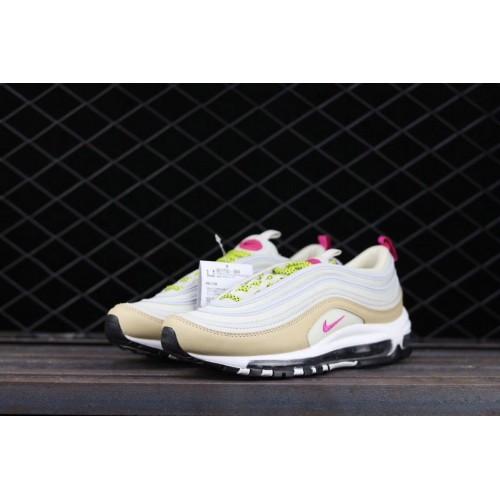 Women's Nike Air Max 97 Beige Pink Light Bone