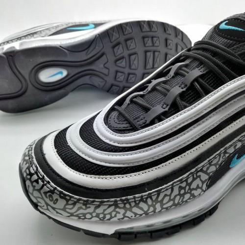 Men's Nike Air Max 97 atmos White Blue Black