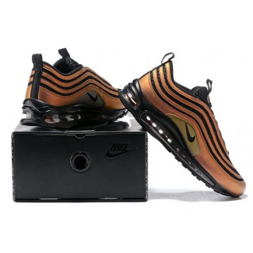 Men's Air Max x Nike Air Max 97 University Gold Black