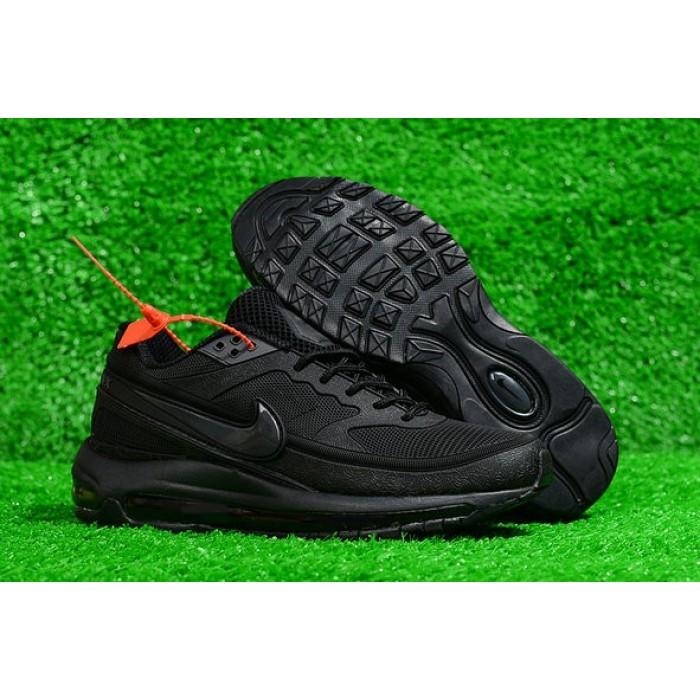 Men's Nike Air Max 97 BW Skepta Total Black