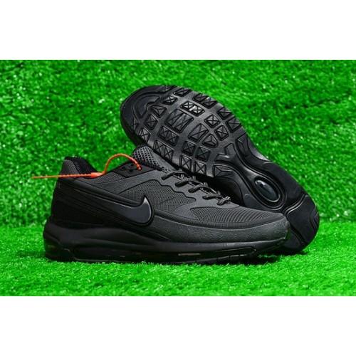 Men's Nike Air Max 97 BW Skepta Triple Black