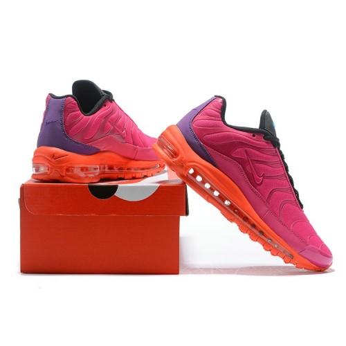 Men's Nike Air Max 97 Plus Max TN Purple Orange