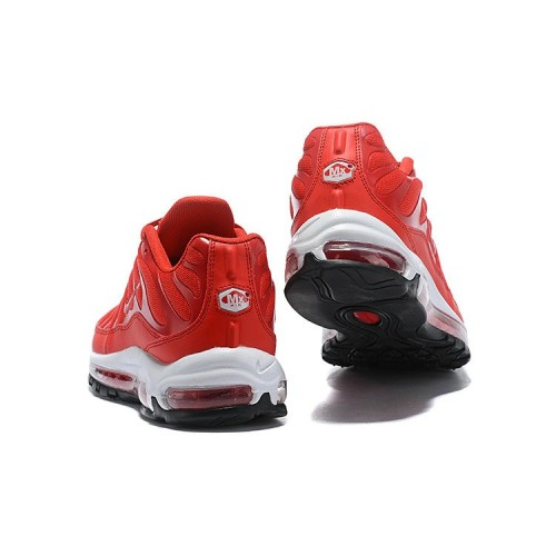 Men's Nike Air Max 97 Plus TN Red White Black
