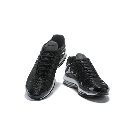 Women's Nike Air Max 97 Plus TN Black White